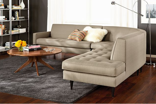 The ... : rug under sectional - Sectionals, Sofas & Couches